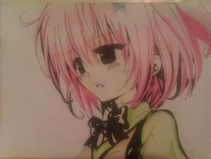 Dessins Manga, manga et...heu...manga =w=' Mini_587253MomoVeliaDeviluke2