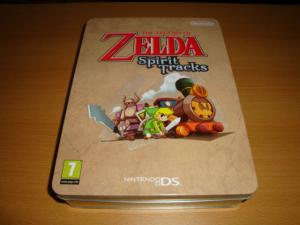 *** Le topic des dernières acquisitions *** (partie 19) - Page 17 Mini_600485ThelegendofZeldaSpiritTrackslimitededitionnintendoDSsealedsteelbook