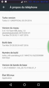 [ROM HTC ONE M8] MARSHMALLOW SENSE 7 | TURBO ROM 6.0.1_r43 | 6.12.401.4 [13/05/2016] Mini_602112Screenshot20160406182704
