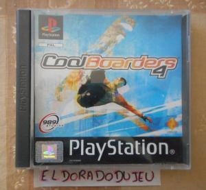 "Jeux ""multi-version"" black label PS1 Mini_603196CoolBoarders41"