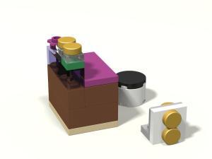 [MOC] Boîte de présentation Moi et mon dragon, en mini-maison de campagne Mini_627114boite05maison01Bureau02
