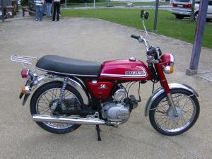 Suzuki AP 50 1976 Mini_636857HPIM0506