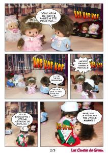 Les Contes de Green - roman photo avec des peluches Kiki Mini_645504Page2