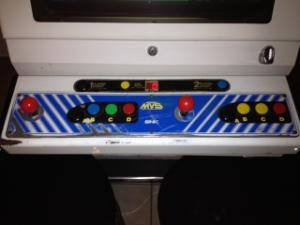 SNK MVS-25-UP Mini_646549IMG0566