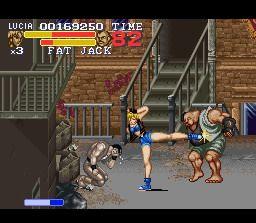 Final Fight 3 - Fiche de jeu Mini_654537684