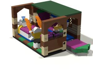 [MOC] Boîte de présentation Moi et mon dragon, en mini-maison de campagne Mini_663384boite05maison01Bloc09