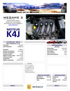 Les Motorisations disponibles sur Megane 2 Mini_667115MoteurK4J