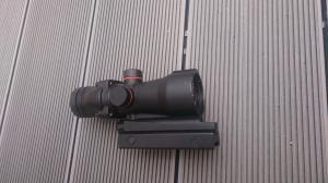 [Vente]SIG 556 DMR / M14 TM / Poches Et Veste Tactique Od / Lunette Ess / Acog + Lunette/M14 We gbbr Mini_675812DSC0803