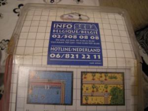 Jeux Sega Contre guide du routard européen Mini_677240DSCN3586