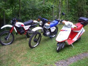 Honda xl de 81 Mini_677645S5032036