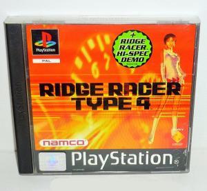 """Jeux """"multi-version"""" black label PS1 Mini_706482RidgeRacerType41"""