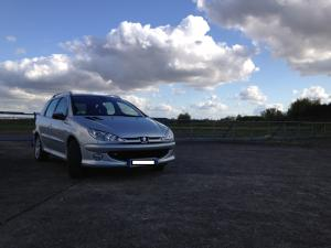 [Supp059] Peugeot 206 SW QuickSilver 1.6i s16 - Résérvé Mini_713643834
