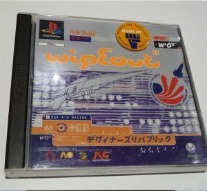 "Jeux ""multi-version"" black label PS1 Mini_743292Wipeout1"