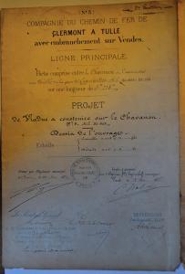 C'était le Chemin de Fer de Clermont à Tulle. (Partie I) - Page 2 Mini_7564493Dessinouvrage