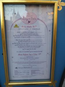 [Service à table] Auberge de Cendrillon Mini_771588IMG6764