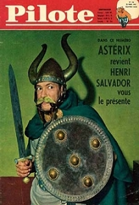Pilote - Le journal d'Astérix et d'Obélix Mini_773660pilote126
