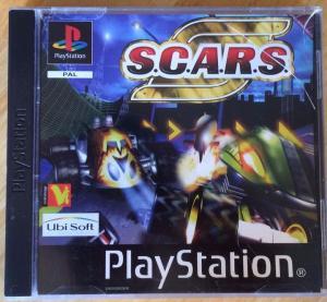 "Jeux ""multi-version"" black label PS1 Mini_790732SCARS1"