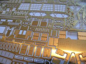 BISMARCK 1/350 Platinum Edition Mini_793359DKMBismarck52