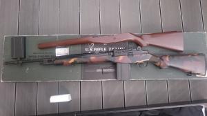 [Vente]SIG 556 DMR / M14 TM / Poches Et Veste Tactique Od / Lunette Ess / Acog + Lunette/M14 We gbbr Mini_797680DSC0794