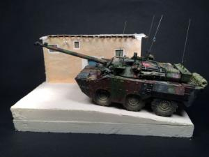 AMX 10 RCR SEPAR maquette Tiger Model 1/35 - Page 3 Mini_810925IMG4112