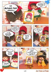 Les Contes de Green - roman photo avec des peluches Kiki Mini_835409Page12