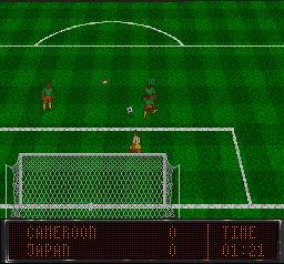 Eric Cantona Football Challenge - Fiche de jeu Mini_849170252