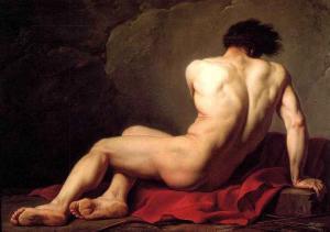 Jacques-Louis David peintre français 1748/1825 Mini_850029Patrocle