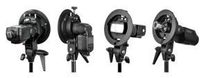 Transformer un flash de reportage en flash de studio Mini_850819GodoxSTypeBracketh