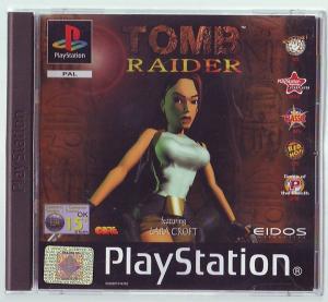 "Jeux ""multi-version"" black label PS1 Mini_858034TombRaider1"