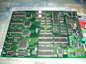 [VDS/ECH] PCB Cave + CPS2 & CPS3 + Batrider + Strikers II Mini_865080DSCN2536