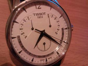 Tissot Tradition (Calendrier Perpetuel) Mini_883381Photo0055