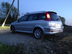 [Supp059] Peugeot 206 SW QuickSilver 1.6i s16 - Résérvé Mini_899623238