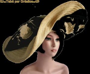 femmes Chapeau Mini_90366711assymetrique