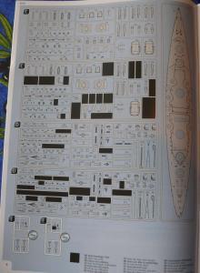 BISMARCK 1/350 Platinum Edition Mini_914120DKMBismarck10