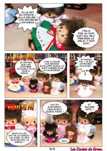 Les Contes de Green - roman photo avec des peluches Kiki Mini_919911Page3
