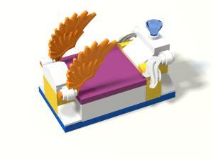[MOC] Boîte de présentation Moi et mon dragon, en mini-maison de campagne Mini_920817boite05maison01Lit00