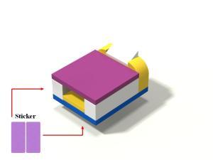 [MOC] Boîte de présentation Moi et mon dragon, en mini-maison de campagne Mini_944766boite05maison01Lit06