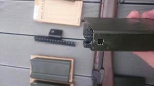 [Vente]SIG 556 DMR / M14 TM / Poches Et Veste Tactique Od / Lunette Ess / Acog + Lunette/M14 We gbbr Mini_946257DSC0787