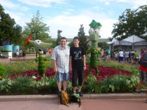 Séjour à Disneyworld du 13 au 21 juillet 2012 / Disneyland Anaheim du 9 au 17 juin 2015 (page 9) - Page 3 Mini_955314P1010449