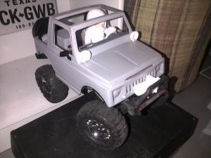 "LOSI ""WILD ZUK"" Suzuki SJ... Mini_960242IMG2013052201107"