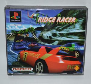"""Jeux """"multi-version"""" black label PS1 Mini_974297RidgeRacer2"""