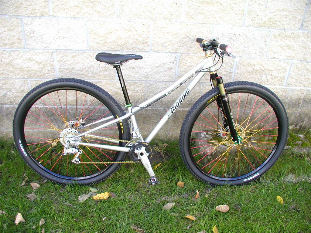 Quiring cycles 125434P4