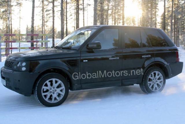 2010 - [Range Rover] Sport Restylé 2608194