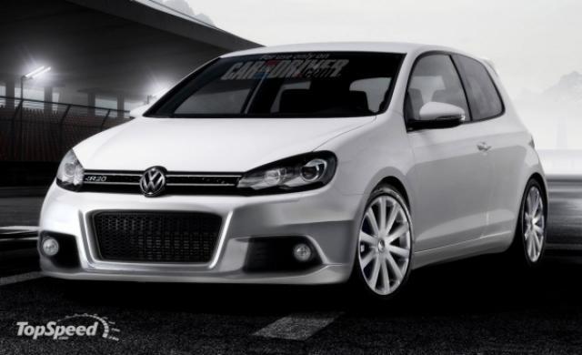 2009 - [Volkswagen] Golf R 3247171