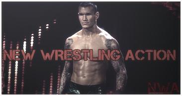 » New Wrestling Action