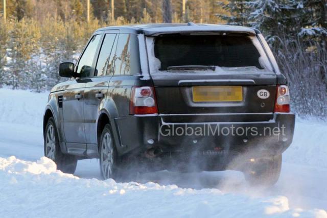 2010 - [Range Rover] Sport Restylé 369945