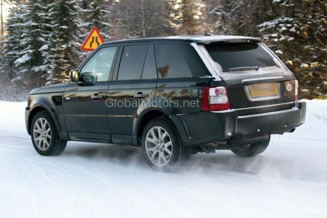 2010 - [Range Rover] Sport Restylé 519643