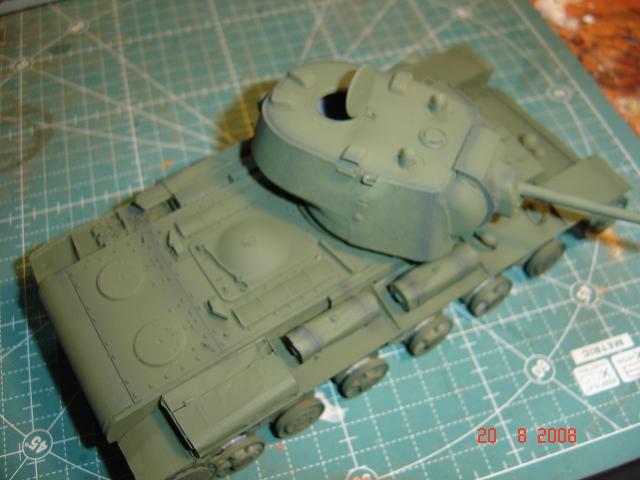 KVI modèle 41 [Trumpeter 1/35e] montage et photos. 545018aout_2008_058