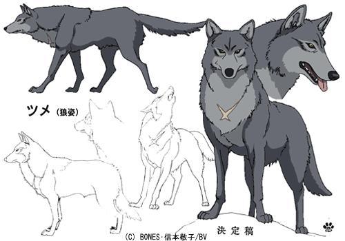Wolf's Rain 602088tsume1