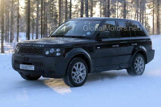 2010 - [Range Rover] Sport Restylé 7494861